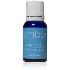 Sleep Right - Signature Blend Oil 15 mL. by Amber Products (AMB510)