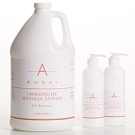 Therapy Massage Lotion 8 oz. by Amber Products (AMBL101)