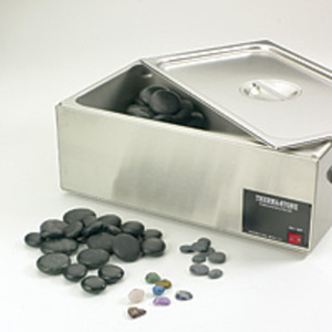 Professional Stone Heater Kit by Amber Products (AMB800)