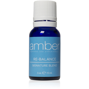 Re-Balance - Signature Blend Oil 15 mL. by Amber Products (AMB509)