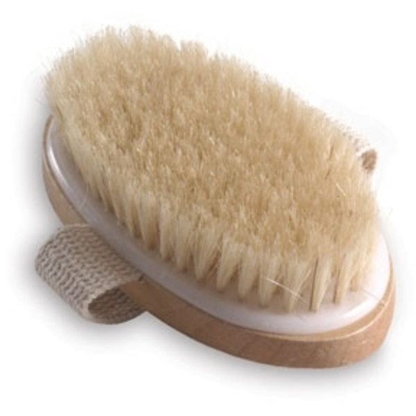 Boar Brush With Strap (MANBR)