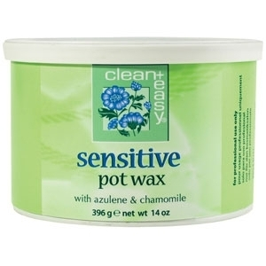 Sensitive Skin Wax 14 oz. Can by Clean & Easy (CE-41151)