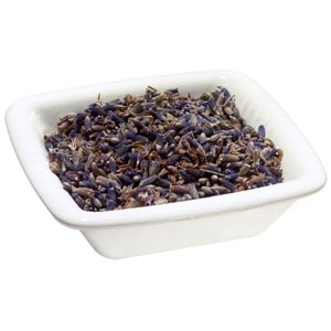 Organic Whole Lavender Flower 1 Lb. by Body Concepts (P252)