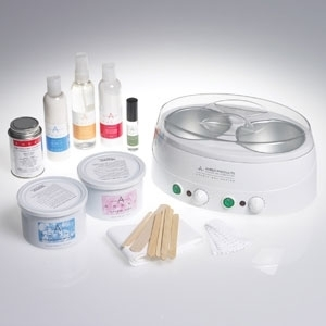 Double Depilatory Kit by Amber Products (AMB173K)