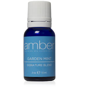 Garden Mint Blend - Signature Blend Oil 15 mL. by Amber Products (AMB507)