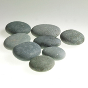 Cold Aqua Stone Set of 8 Stones by Amber Products (AMB830)