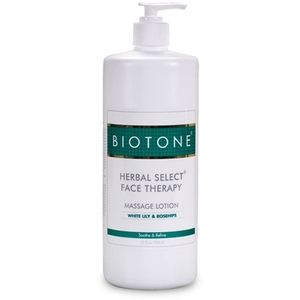 Herbal Select Face Lotion 32 oz. by Biotone (BIHSFL32)