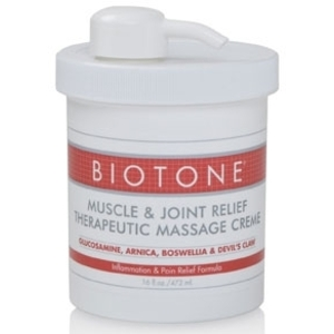 Muscle Creme 16 oz. by Biotone (BIMC16)