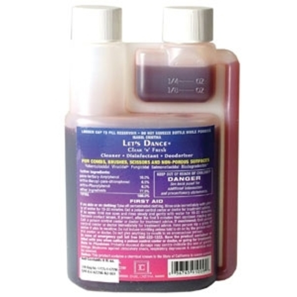Lets Dance Disinfectant 8 oz. by Isabel Cristina (LD-8)