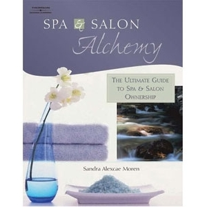 Spa & Salon Alchemy Book (TL25)