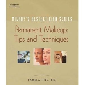 Aesthetics Series: Permanent Make-Up Book (TL34)