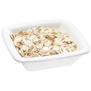 Organic Oats 1 Lb. by Body Concepts (P236)