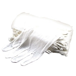 Cotton Gloves 12 Pair by Cuccio (CUC3025)