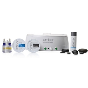 Stone Paraffin Facial Kit by Amber Products (AMBE857K)