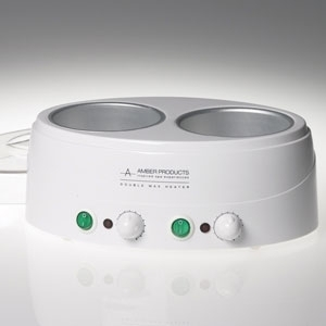 Double Depilatory Heater by Amber Products (AMB173)