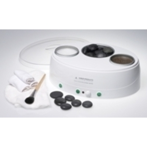 Facial Paraffin & Stone Heater by Amber Products (AMB857)