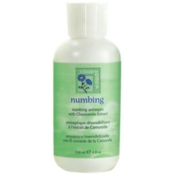 Numbing Antiseptic 4 oz. by Clean & Easy (CE-43609)