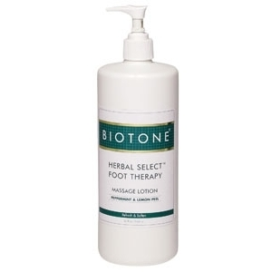 Herbal Select Foot Therapy Lotion 32 oz. by Biotone (BIHSFT32)
