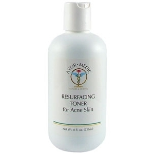 Resurfacing Toner 8 oz. by Ayur-Medic Skincare (AM09R)