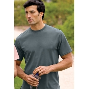 Mens Spa-Dri Tee 2X by Yeah Baby (YB-082)
