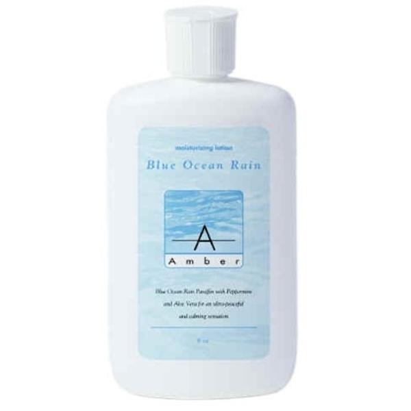 Blue Ocean Rain Paraffin Oil 4 oz. by Amber Products (AP157)