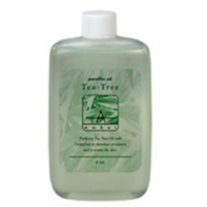 Tea Tree Paraffin Oil 4 oz. by Amber Products (AP178)