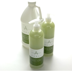 Green Tea Mint Total Kleen 16 oz. by Amber Products (AP142)