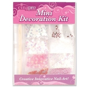Mini Decoration Kit Nail Art (8004)