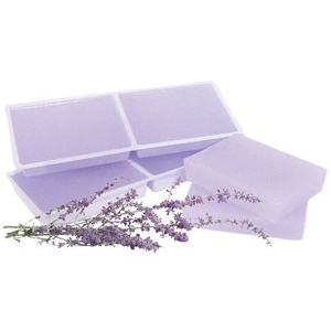 Lavender Paraffin Wax 6 Lbs. by Amber Products (AP167)