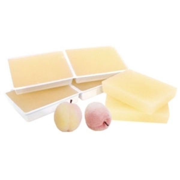 Peach Paraffin Wax 2 Lbs. by Amber Products (AP158)