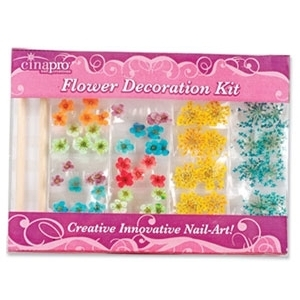 Flower Decoration Kit Nail Art (8032)