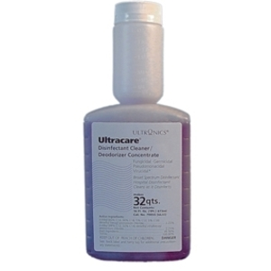 Ultracare Metal and Plastic Disinfectant by Ultronics (SSDIS001)