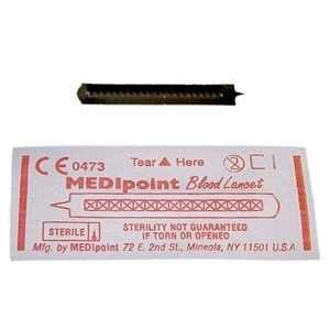 Disposable Lancets 200 Pack by Medipoint (SSETL005)