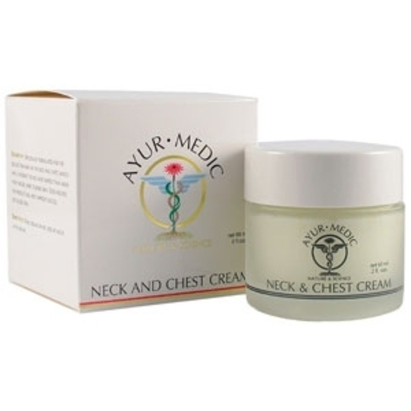 Neck and Chest Cream 2.5 oz. by Ayur-Medic Skincare (AM019)