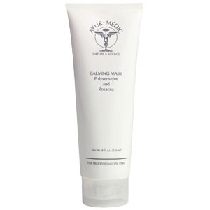 Calming Mask 8 oz. by Ayur-Medic Skincare (AM026P)