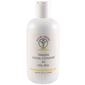 Manjista Cleanser 8 oz. by Ayur-Medic Skincare (AM03R)