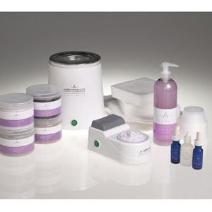 Lavender Aphrodisia Paraffin Manicure Kit by Amber Products (AP200)