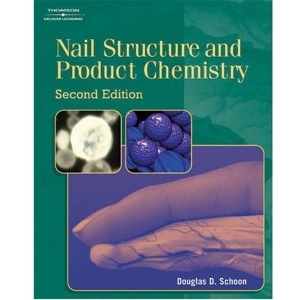 Nail Structure & Product Chemistry Book (TL40)