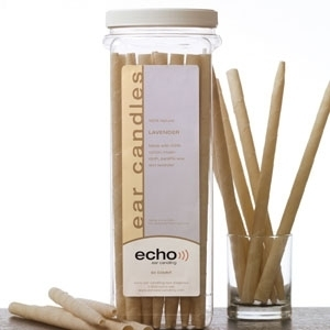 Ear Candles Lavender 50 Count by Echo Ear Candling (WE1250)