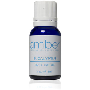 Eucalyptus Essential Oil 15 mL. by Amber Products (AMB513)