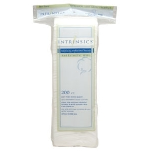 "4"" X 4"" Esthetic Wipe 200 per Sleeve 10 Sleeve Case by Intrinsics (INT407400)"