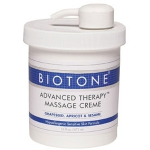 Advanced Therapy Cream 16 oz. by Biotone (BIATC16)