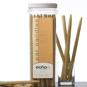 Ear Candles Beeswax 50 Count by Echo Ear Candling (WE1450)