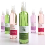 Geranium Sage Body Mist 8 oz. Case of 6 by Amber Products (AMBR655-GS)