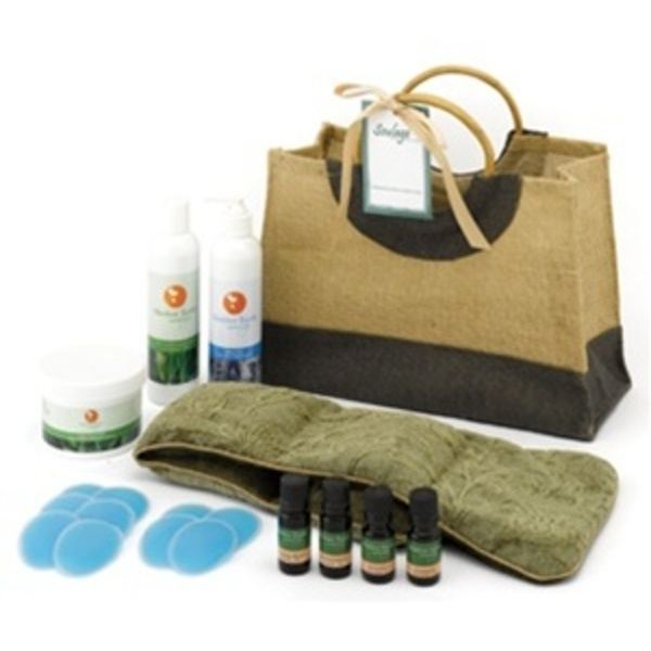 Rejuvenating Sports Therapy Massage Treatment Kit by Mother Earth (PK498)