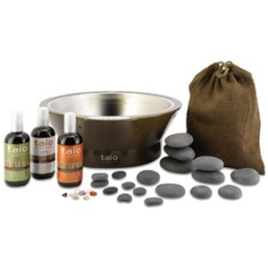 Stone Massage Treatment Kit by Taio Organics (TOK400)