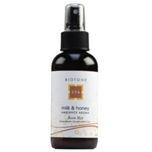 Room Mist - Milk & Honey 4 oz. by Biotone (BIOMH4)