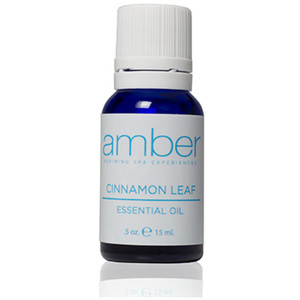 Cinnamon Leaf Essential Oil 15 mL by Amber Products (AMB559)