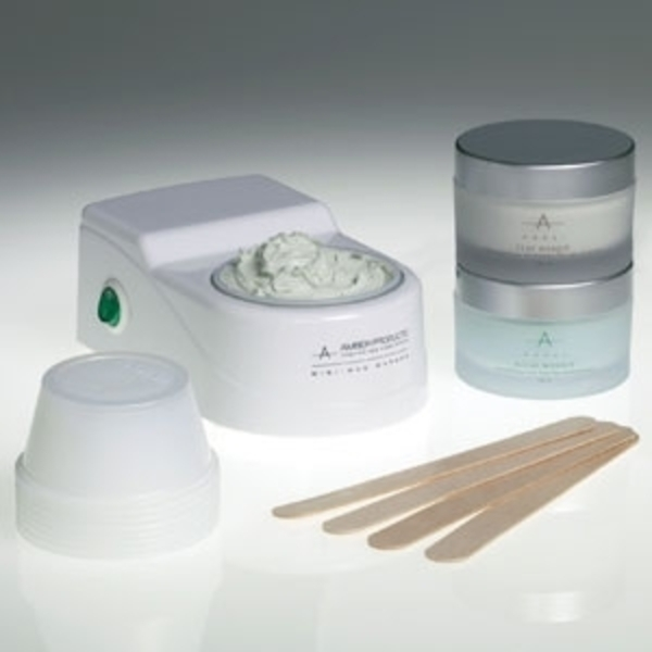 Warm Clay and Algae Masque Kit by Amber Products (AMBE658K)