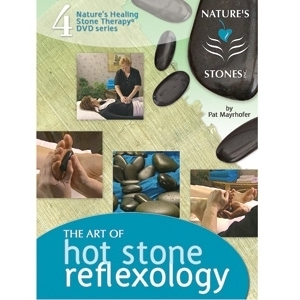 Art of Hot Stone Reflexology DVD (AVSHSR)